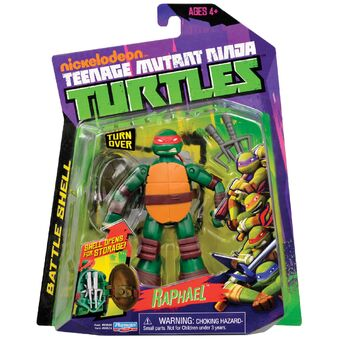 Battle Shell Raphael 2013 Action Figure Tmntpedia Fandom