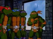 Wrath of the rat king 47 - turtles