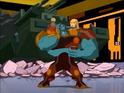 08 Clash of the Turtle Titans - Fast Forward - Season 06 - TMNT 2003 14-11 screenshot
