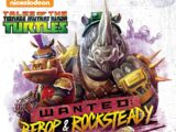 Wanted: Bebop & Rocksteady (home media release)