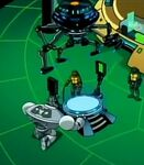 TMNT03 Cybermat