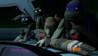 TMNT 12 Karai Vendetta xa