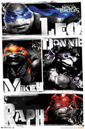 Newer TMNT 2014 Poster