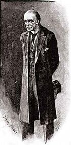 SH Moriarty (Sidney Paget)