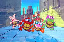 MuppetsTMNTBabies