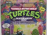 Skateboardin' Mike (1991 action figure)