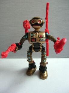 Professor Honeycutt toy