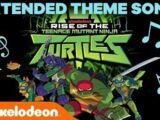 Rise of the Teenage Mutant Ninja Turtles (TV series)/Opening theme
