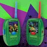 Thumb TMNT walkietalkies