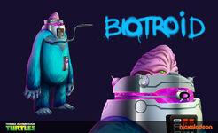 Tmnt biotroid2