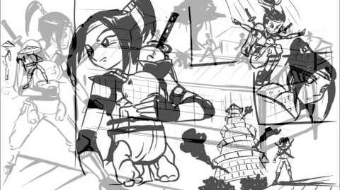 FAN TMNT - Begin LAROTA (story)