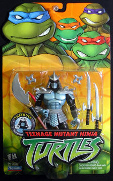 Shredder 2003 Action Figure Tmntpedia Fandom
