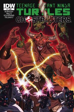 TMNT Ghostbusters 4A