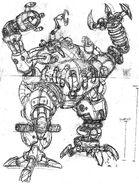 Garbageman-mechbot