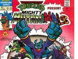 Teenage Mutant Ninja Turtles Present Mighty Mutanimals