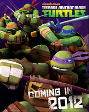 Second ever TMNT poster