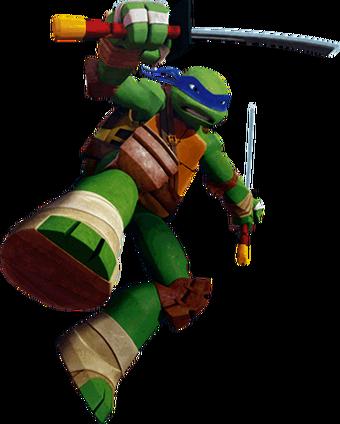 Leonardo Tmnt Wiki Fandom