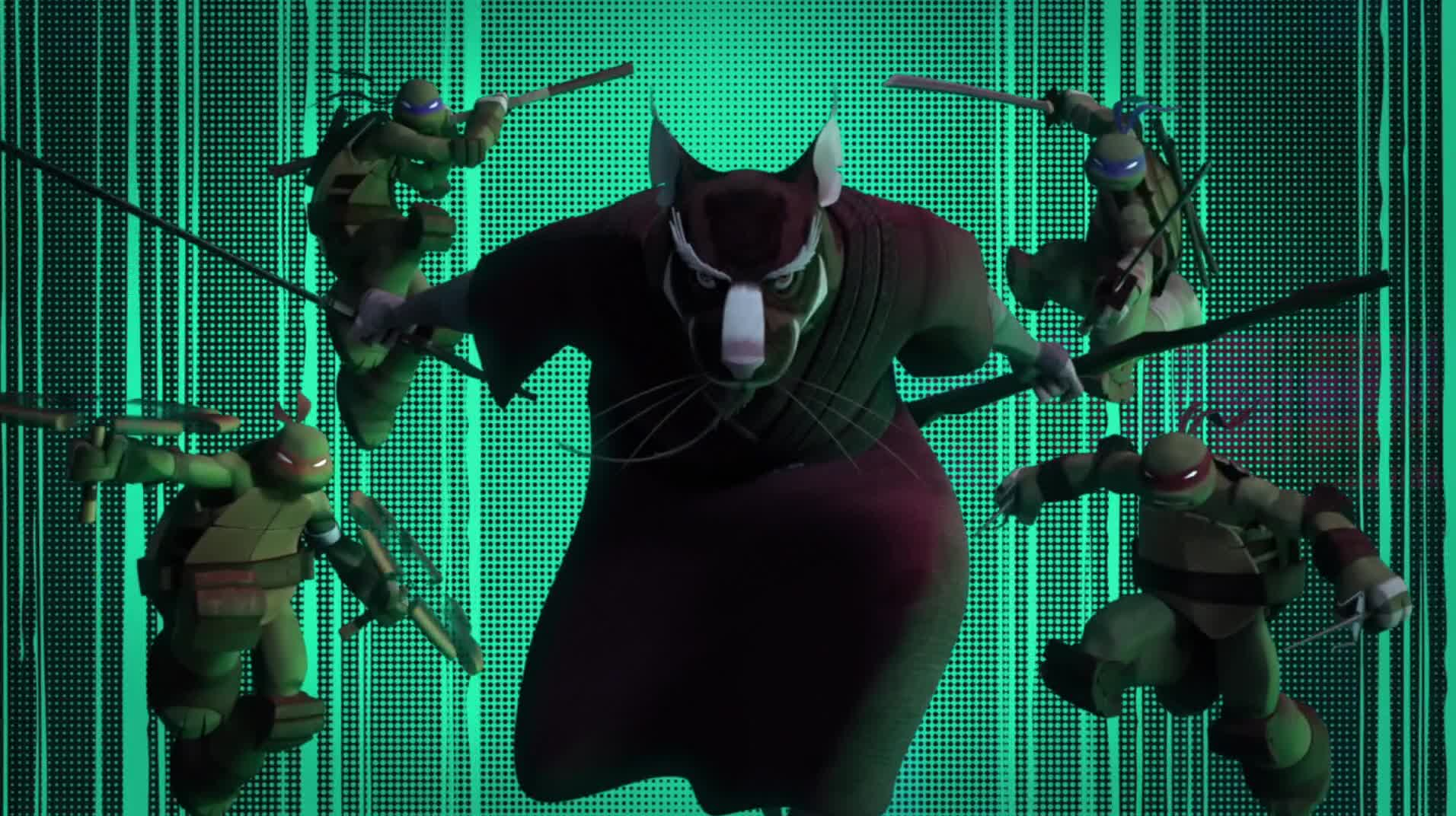 Teenage Mutant Ninja Turtles Shredder 2014