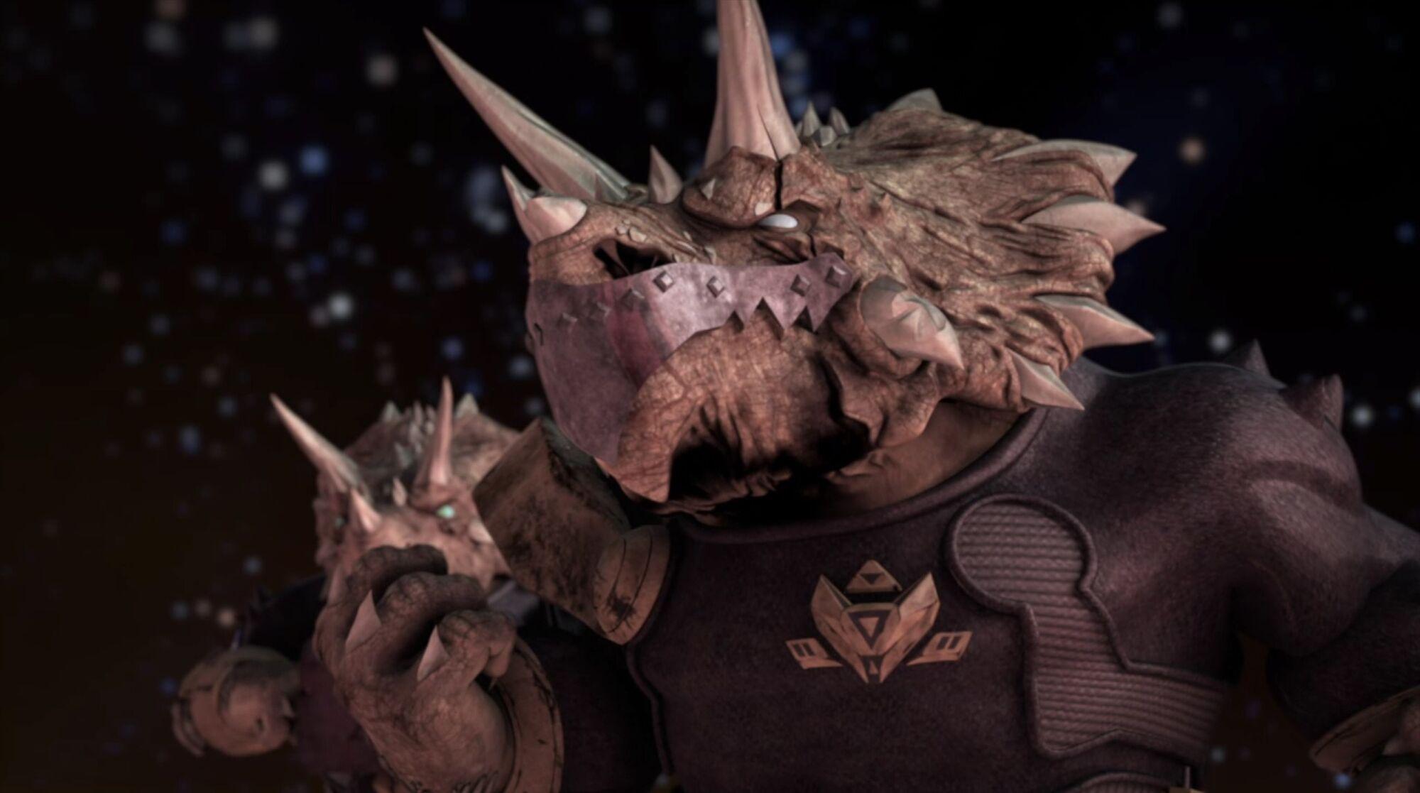 revenge of lord shredder