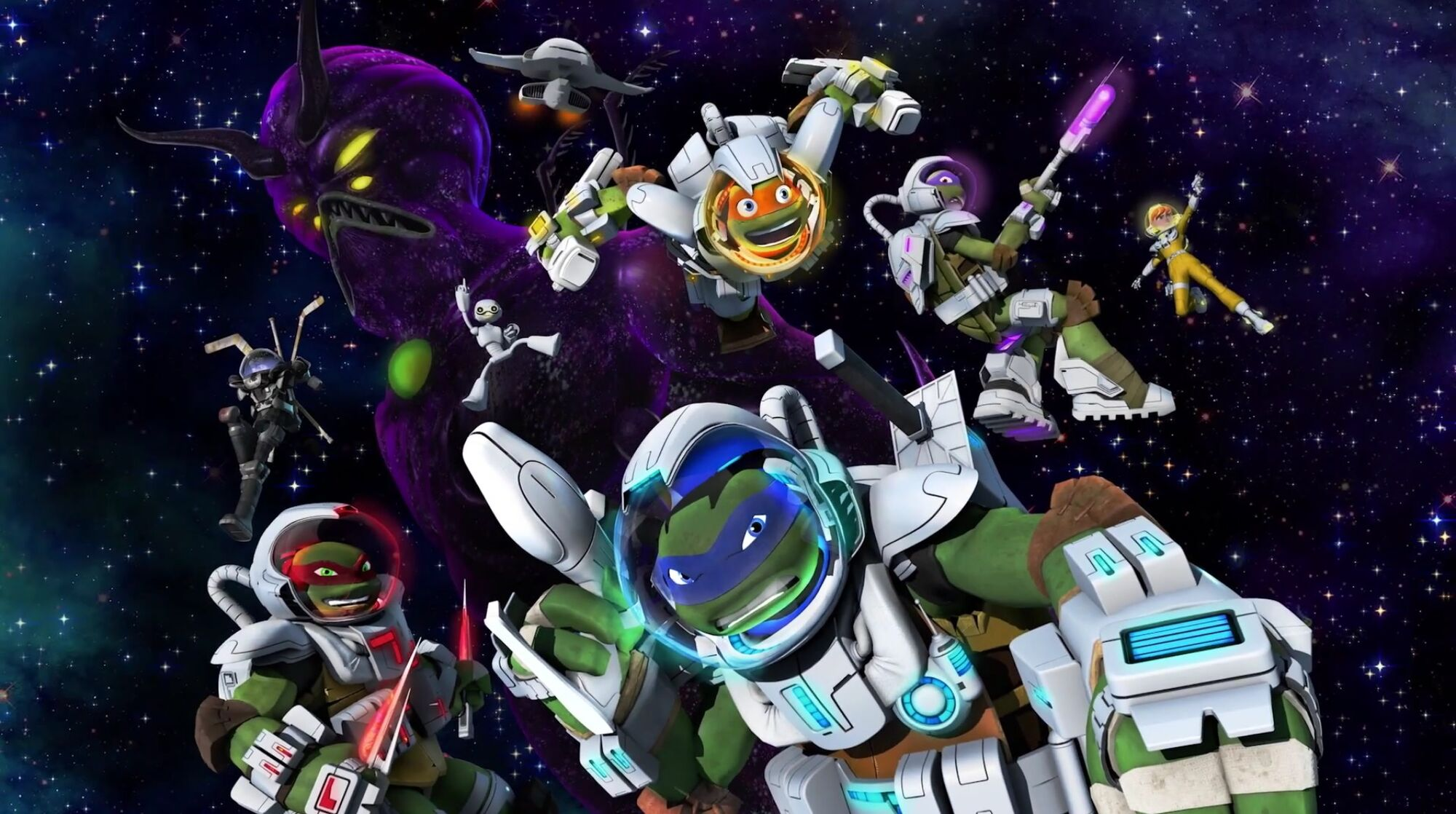Beyond The Known Universe Tmnt Wiki Fandom Powered By