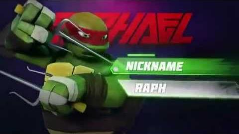 Raphael Tmnt Wiki Fandom