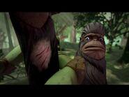Bigfoot is Hurt!