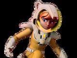 April's Space Suit