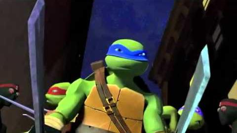 TMNT (Teenage Mutant Ninja Turtles) 2012- Trailer Season 1 Nick