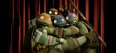Turtles scream in terror