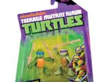 Ninjas in Training Leonardo & Donatello (Action Figure)