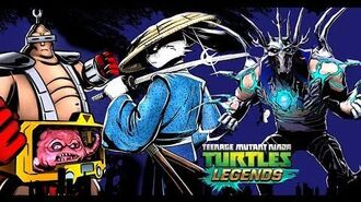Miyamoto Usagi, Super Shredder, Krang (Classic) - TMNT Legends Update 10 new info