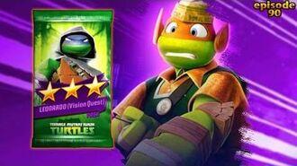 Open PVP Prize from Leonardo (VQ) Tournament 🐢Teenage Mutant Ninja Turtles Legends (TMNT Legends)