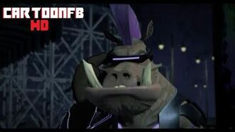 "OFFICIAL TMNT 2012 ""The Pig And The Rhino"" CLIP HD"