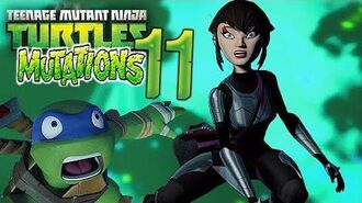 TMNT MUTATIONS and ANIMATIONS 11 Karai (Hamato Miwa)