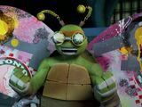 Michelangelo's Turflytle Costume