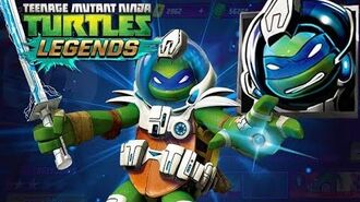 LEONARDO (SPACE) Teenage Mutant Ninja Turtles Legends gameplay episode 531
