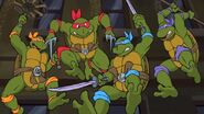 1987 Turtles Cowabunga!