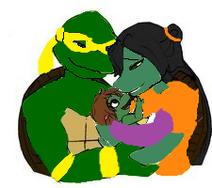 Mika with Raita and Jun