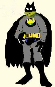 Donatello as Dark Turtle
