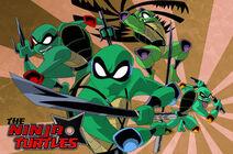 The ninja turtles by jamce-d38bp4t