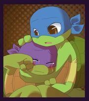 Teenage Mutant Ninja Turtles Fanfic Episode 1: The Problem