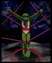 Tmnt leonardo the reaping fall by duelistoftherose-d5uualn