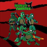 The ninja turtles 2