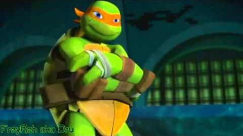 TMNT 2012 - Place About to BLOW