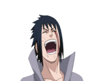 Laughing sasuke shippuden render by nostromoxwallpaper-d5uxtxh
