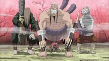Tayuya s summoning jutsu doki by theboar-d5ze9na