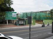 興建中的綜合體育館