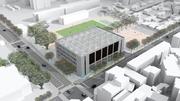 New stadium imagine