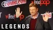 NYCC Standing Ovation Legends TNT