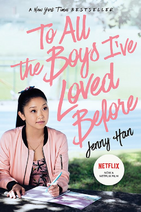 To All The Boys I've Loved Before Movie Cover